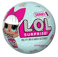L.O.L Surprise baba Tots baba
