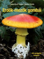 Vasas Gizella, Locsmándi Csaba: Erdők-mezők gombái - Javított utánnyomás