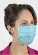 Orvosi szájmaszk , 3 rétegű  ( 20db / csomag )