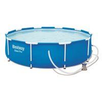 Bestway BAHAMA Fémvázas medence vízforgatóval 366 x 76 cm