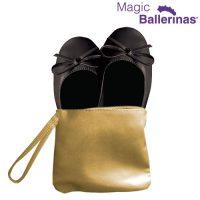 Magic Ballerinas Mágikusan Lapos Balerína Cipők 'S' méret