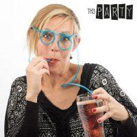 Glasses Szívószál