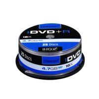 DVD+R INTENSO 4111154 16x 4.7 GB 25 pcs MOST 8213 HELYETT 6720 Ft-ért!