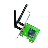 TP-LINK TL-WN881ND adaptor 300Mbps 2T2R Atheros PCIe MOST 8327 HELYETT 6820 Ft-ért!