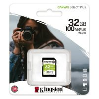 Kingston MicroSDHC 32GB Class 10 U1 +SD Adapter SDCS/32GB 100 MB/s