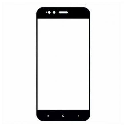 Edzett Üveg Kijelzővédő Mobiltelefonhoz Xiaomi Mi 5X/A1 Ref. 140836 3D
