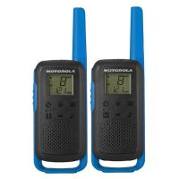 Walkie-Talkie Motorola B6P00811 (2 pcs) MOST 39186 HELYETT 33525 Ft-ért!