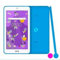 "Tablet SPC Laika 9743108 7 Quad Core 1 GB RAM 8 GB"""