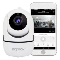 IP Kamera approx! APPIP360HDPRO 1080 px Fehér MOST 20567 HELYETT 18779 Ft-ért!