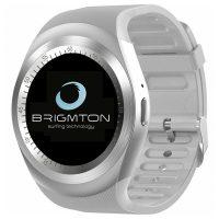 Okosóra BRIGMTON BWATCH-BT7-B 1,3 Bluetooth Fehér