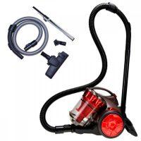 Porzsák COMELEC ASP2209 79 dB 700W Piros MOST 27003 HELYETT 18900 Ft-ért!
