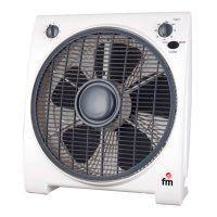 Padló Ventilátor Grupo FM BF4 45W Fehér MOST 14859 HELYETT 9897 Ft-ért!