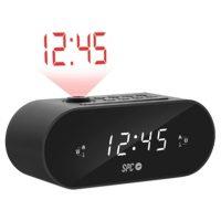 Rádiós Ébresztőóra LCD Projektorral SPC 4586N MOST 15944 HELYETT 12891 Ft-ért!