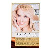 Tartós Öregedésgátló Hajfesték Excellence Age Perfect L'Oreal Expert Professionnel Szőke MOST 5767 HELYETT 4161 Ft-ért!