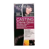 Ammóniamentes Hajfesték Casting Creme Gloss L'Oreal Make Up Ébenfekete MOST 6596 HELYETT 4139 Ft-ért!