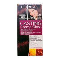 Ammóniamentes Hajfesték Casting Creme Gloss L'Oreal Make Up Rezes gesztenyebarna MOST 6596 HELYETT 4139 Ft-ért!