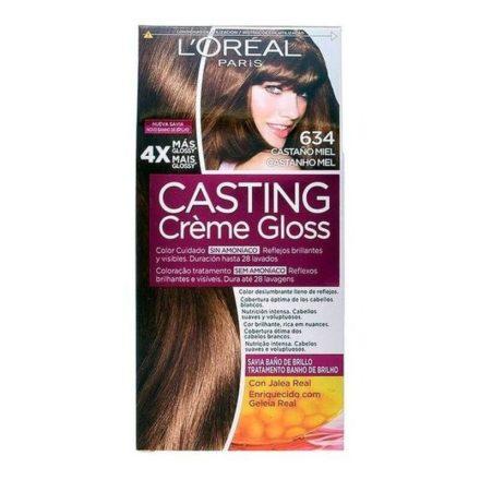 Ammóniamentes Hajfesték Casting Creme Gloss L'Oreal Expert Professionnel Nº 634 MOST 4549 HELYETT 3777 Ft-ért!