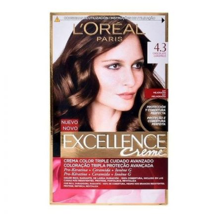 Tartós Hajfesték Excellence L'Oreal Expert Professionnel MOST 4549 HELYETT 4358 Ft-ért!