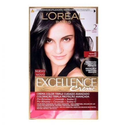 Tartós Hajfesték Excellence L'Oreal Make Up MOST 6596 HELYETT 4698 Ft-ért!