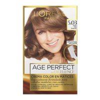 Tartós Hajfesték Excellence Age Perfect L'Oreal Expert Professionnel MOST 6511 HELYETT 4372 Ft-ért!