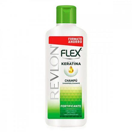 Tápláló Sampon Flex Keratin Revlon MOST 3805 HELYETT 2445 Ft-ért!