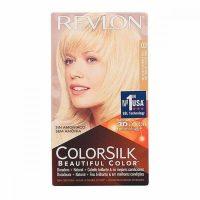 Ammóniamentes Hajfesték Colorsilk Revlon Extra világos természetes szőke MOST 2515 HELYETT 1488 Ft-ért!