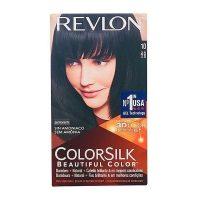 Ammóniamentes Hajfesték Colorsilk Revlon Fekete