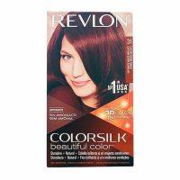 Ammóniamentes Hajfesték Colorsilk Revlon Sötét réz gesztenyebarna MOST 3300 HELYETT 1606 Ft-ért!