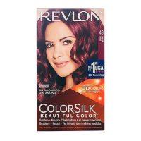Ammóniamentes Hajfesték Colorsilk Revlon Burgundi MOST 2515 HELYETT 1495 Ft-ért!