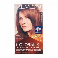 Ammóniamentes Hajfesték Colorsilk Revlon Világos aranybarna MOST 2294 HELYETT 1612 Ft-ért!