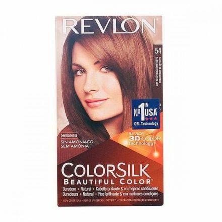 Ammóniamentes Hajfesték Colorsilk Revlon Világos aranybarna MOST 3646 HELYETT 1446 Ft-ért!