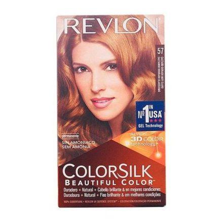 Ammóniamentes Hajfesték Colorsilk Revlon Nagyon világos arany gesztenyebarna MOST 4621 HELYETT 2962 Ft-ért!