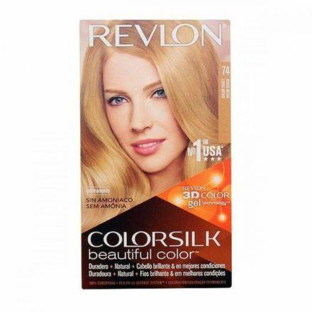 Ammóniamentes Hajfesték Colorsilk Revlon Szőke MOST 4939 HELYETT 2870 Ft-ért!
