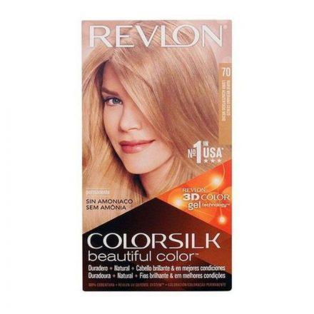Ammóniamentes Hajfesték Colorsilk Revlon Világos hamuszőke MOST 4621 HELYETT 2962 Ft-ért!