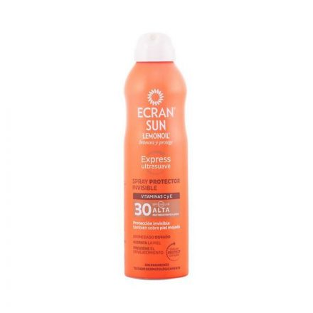 Napvédő Spray Ecran SPF 30 (250 ml) MOST 9068 HELYETT 4906 Ft-ért!