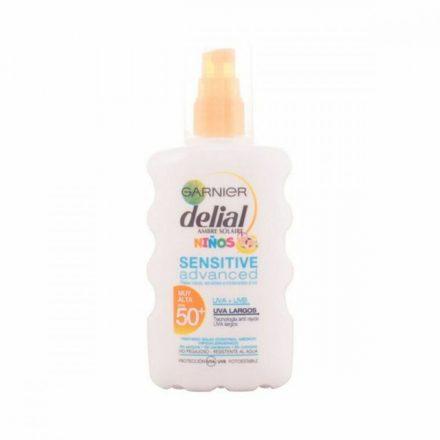 Napvédő Spray Sensitive Advanced Delial SPF 50+ (200 ml) MOST 11933 HELYETT 6144 Ft-ért!