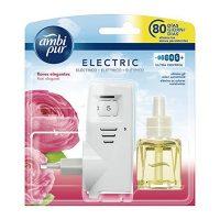 Elektromos Légfrissítő és Utántöltővel Elegante Ambi Pur (21,5 ml) MOST 4801 HELYETT 2170 Ft-ért!