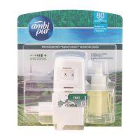 Elektromos Légfrissítő és Utántöltővel Tatami Ambi Pur (21,5 ml) MOST 4801 HELYETT 2666 Ft-ért!