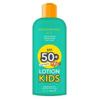 Naptej Kids Swim & Play Mediterraneo Sun SPF 50 (200 ml) MOST 9451 HELYETT 3671 Ft-ért!
