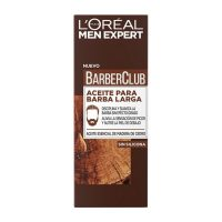 Szakállolaj Men Expert Barber Club L'Oreal Make Up (30 ml)