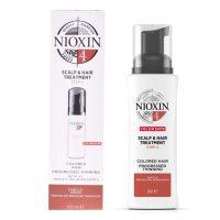 Hajvédő Kezelés System 4 Nioxin Spf 15 (100 ml) MOST 15422 HELYETT 8123 Ft-ért!