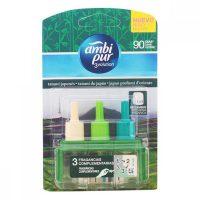 Elektromos Légfrissítőt és Utántöltőt 3volution Tatami Ambi Pur (3 uds) MOST 4201 HELYETT 2828 Ft-ért!