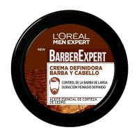 Szakállformázó krém Barber Club L'Oreal Make Up (75 ml) MOST 5966 HELYETT 3501 Ft-ért!