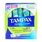 Super Tampon Pearl Tampax (18 uds) MOST 2057 HELYETT 1786 Ft-ért!