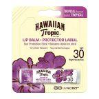 Fényvédő Krém Lip Balm Hawaiian Tropic Spf 30 (4 g) MOST 5151 HELYETT 3083 Ft-ért!