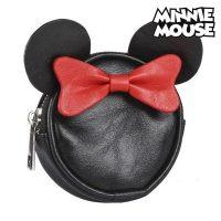 Pénztárca Minnie Mouse 75698 Fekete