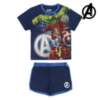 Fiú Nyári Pizsamát The Avengers 5-6 év