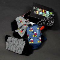 Zokni Mickey Mouse (3 uds) (40-46) MOST 11900 HELYETT 5924 Ft-ért!