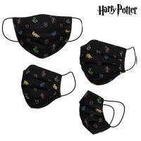 Újra használható higiénikus maszk Harry Potter Felnőtt Fekete MOST 4972 HELYETT 2551 Ft-ért!