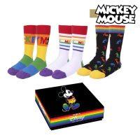 Zokni Disney Pride Többszínű (3 uds) MOST 11900 HELYETT 6094 Ft-ért!